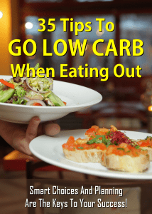 Go Low Carb When Eating Out