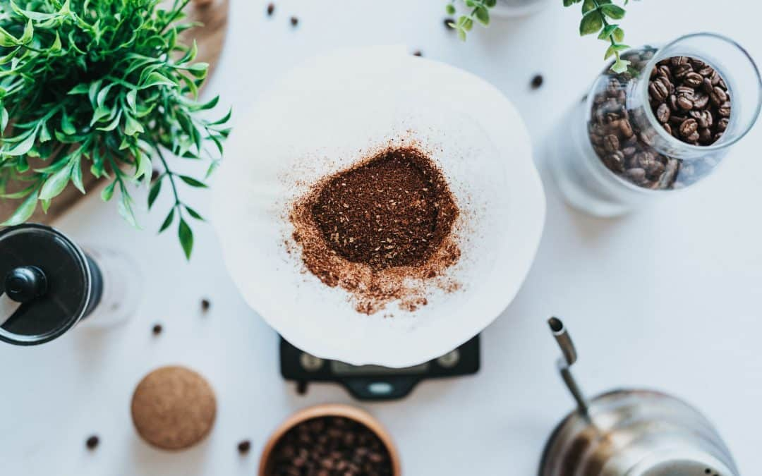 5 Household Uses for Coffee Grounds