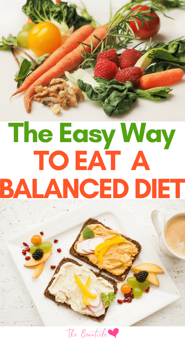 Learn what it takes to eat a balanced diet. Get the basics of proper nutrition for proper weight management. Essential if you're trying to lose weight or maintain your weight loss goal.