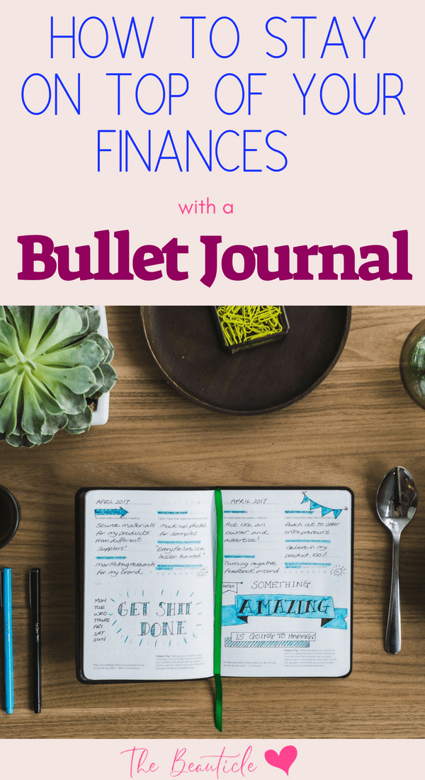 Track your finances with a bullet journal and stay on top of your budget, savings and financial goals. Complete bullet journal finance tutorial