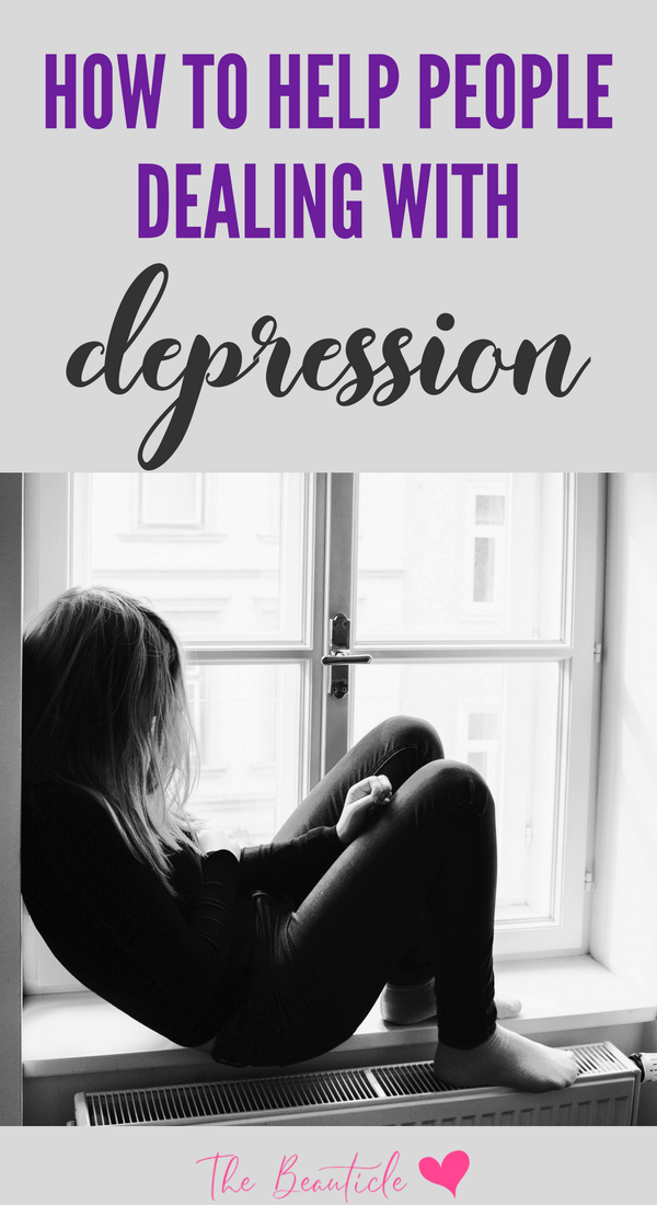 How to help people dealing with depression. Several coping skills for depression included and how to recognize when your loved ones are slipping into a depression episode