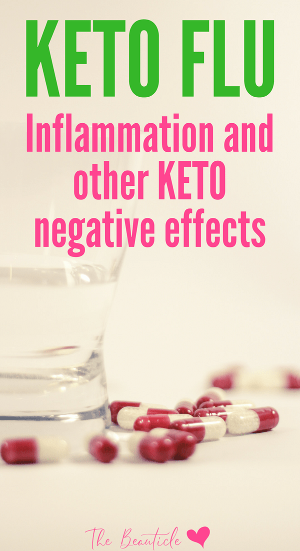How to manage the keto flu and other keto side effects when transitioning to the ketogenic diet