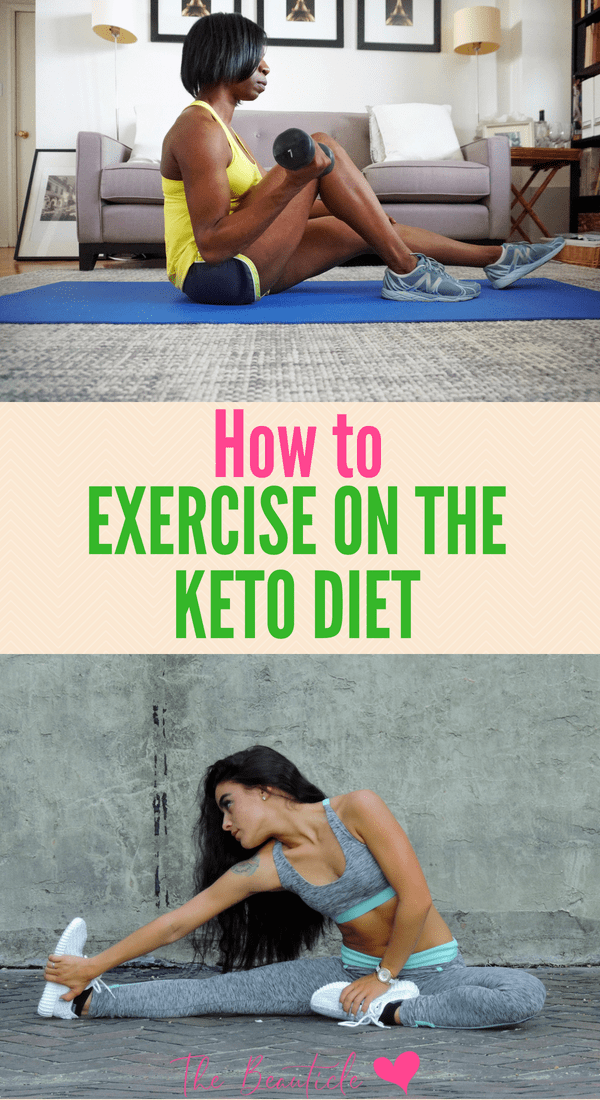 How to exercise on the keto diet
