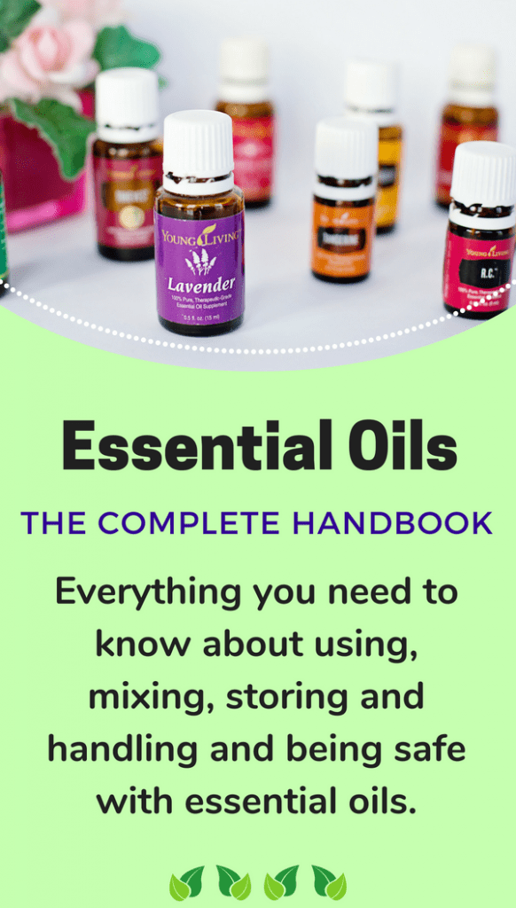 Essential Oils book: complete guide to using essential oils for household, health and beauty