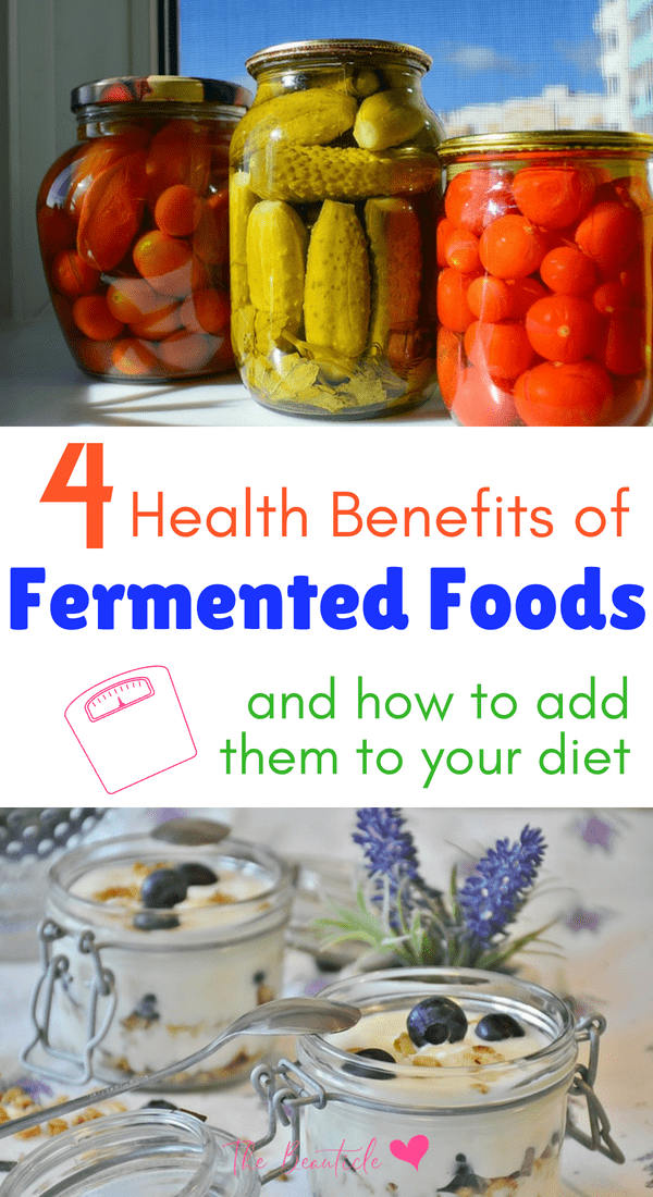 The benefits of fermented foods for gut health, weight loss and more. Learn how to add fermented foods to your diets and what to look for when buying store bought fermented foods