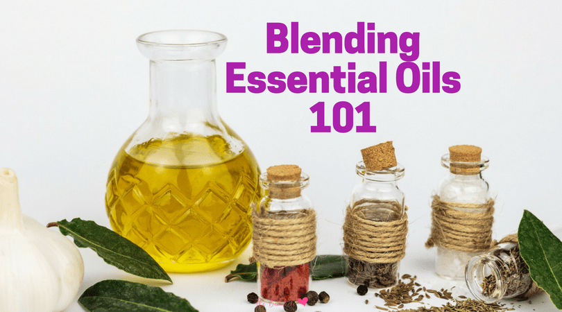 Blending Essential Oils 101: How to Use Essential Oils