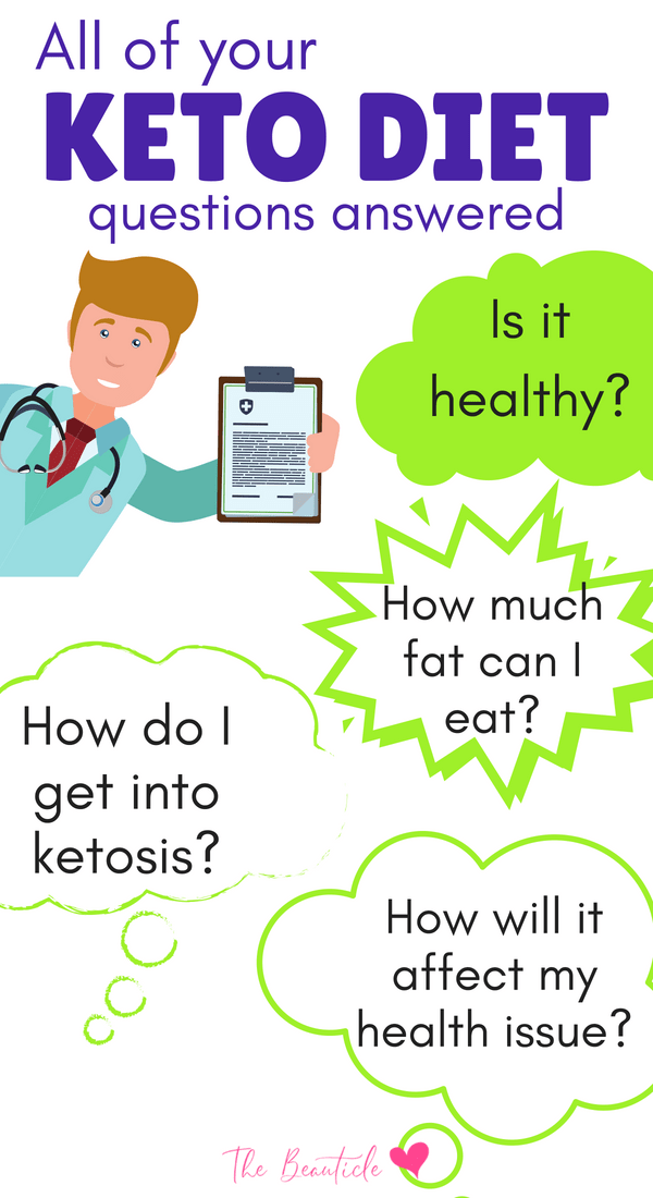 Have keto diet questions? This medical researcher that works with NASA has all the answers. Get much more than the keto diet basics in this post broken down into simple to understand terms so you can have keto success and lots of keto diet weight loss