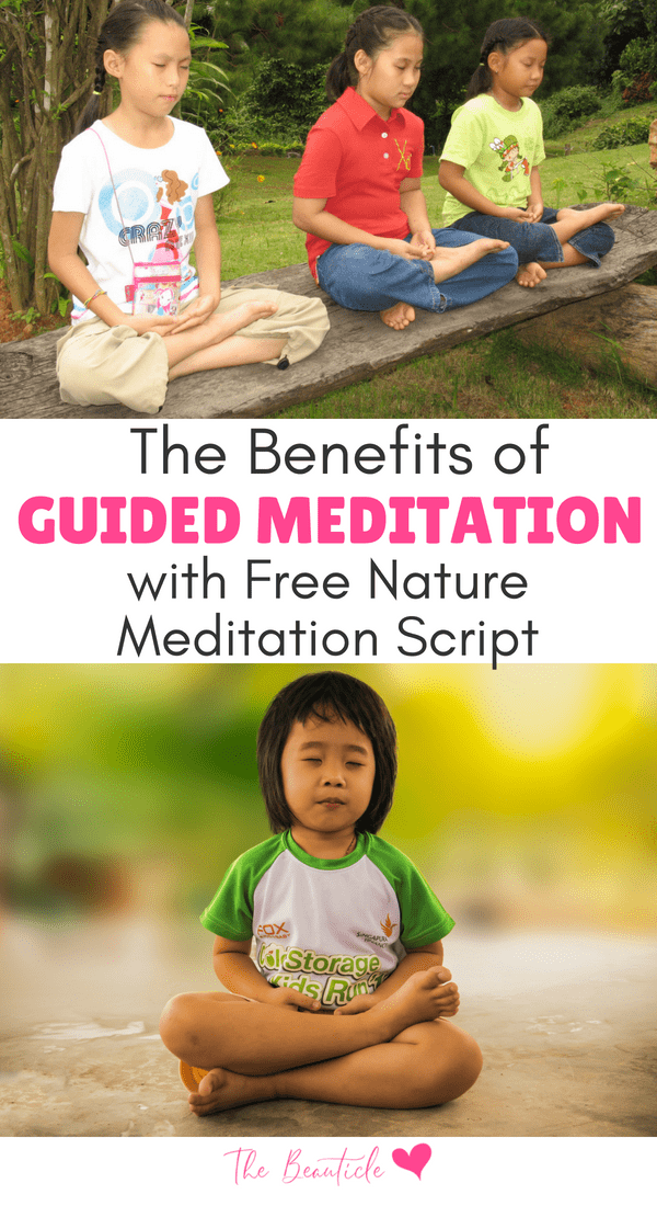 Meditation for beginners: guided meditation scripts to deepen your meditation practice