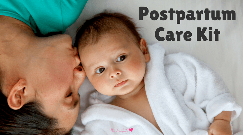 The Postpartum Care Kit Every New Mom Needs