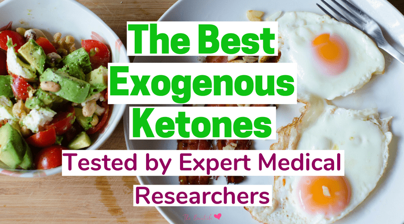 The Best Exogenous Ketones for Getting into Ketosis on the Keto Diet