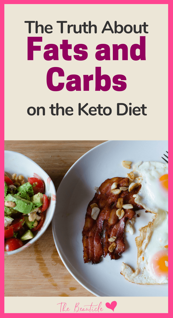 Is fat the bad guy or is it carbs? Why can't I have any carbs at all even the healthy ones? Let's talk about what happens with the food in your body and if the ketogenic lifestyle is right for you. #ketodiet #lowcarb