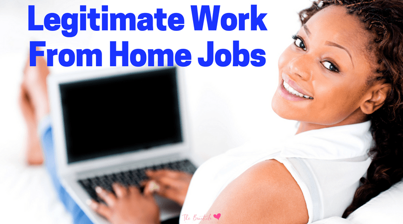 4 Legitimate Work From Home Business Ideas for Stay At Home Moms