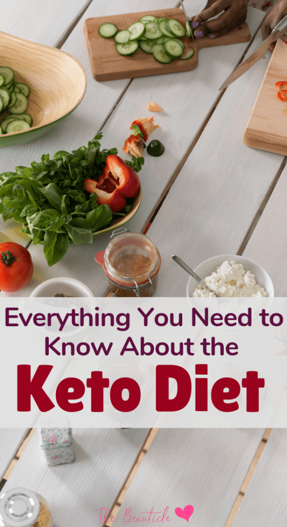 Everything you need to know about the keto diet. Ketogenic diet guide for getting into ketosis and losing weight on the low carb high fat diet. #ketosis #ketones #ketodiet #ketogenic