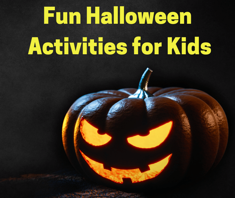 Safety Tips for Trick or Treating and Fun Halloween Alternatives for Kids