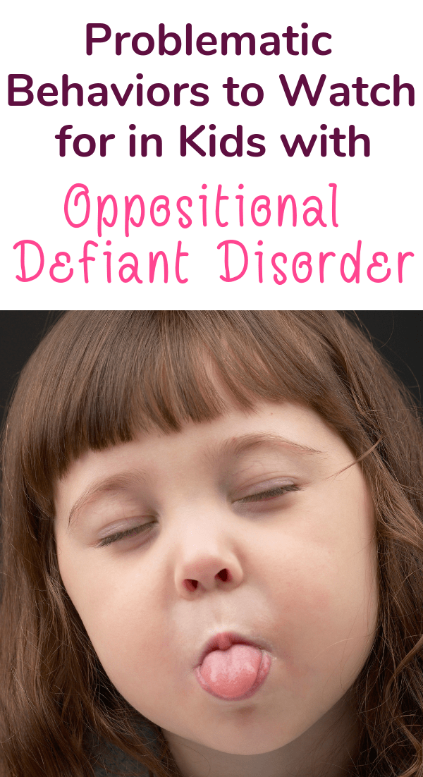 ODD in children: defiant behavior to watch for