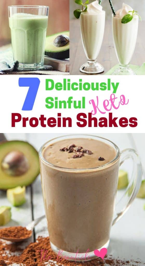 keto protein shake recipes