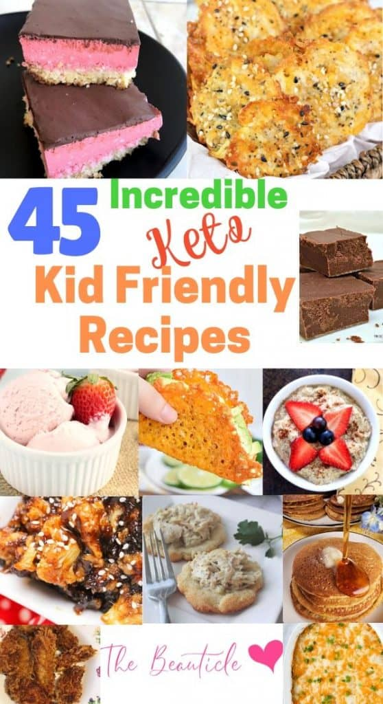 Kid Friendly Keto Recipes