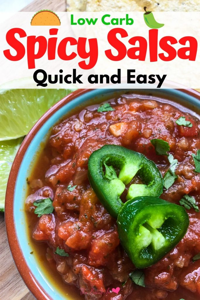 Quick and Easy Spicy Salsa Recipe