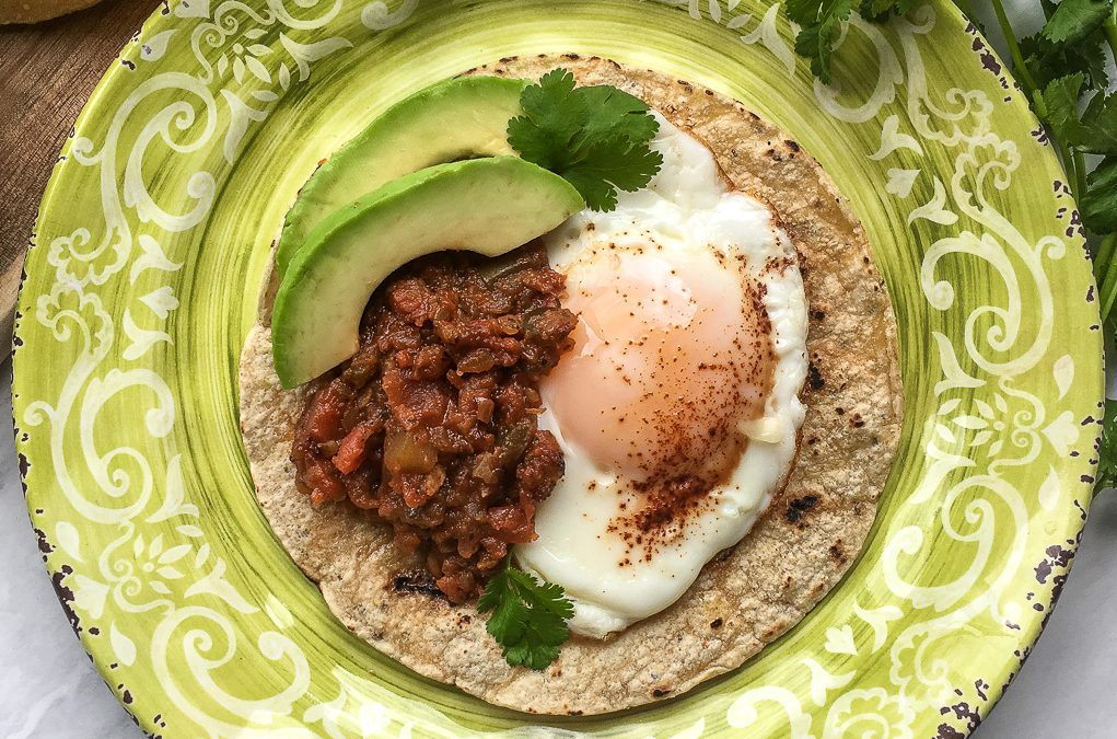 Huevos Rancheros Recipe – Easy Mexican Breakfast