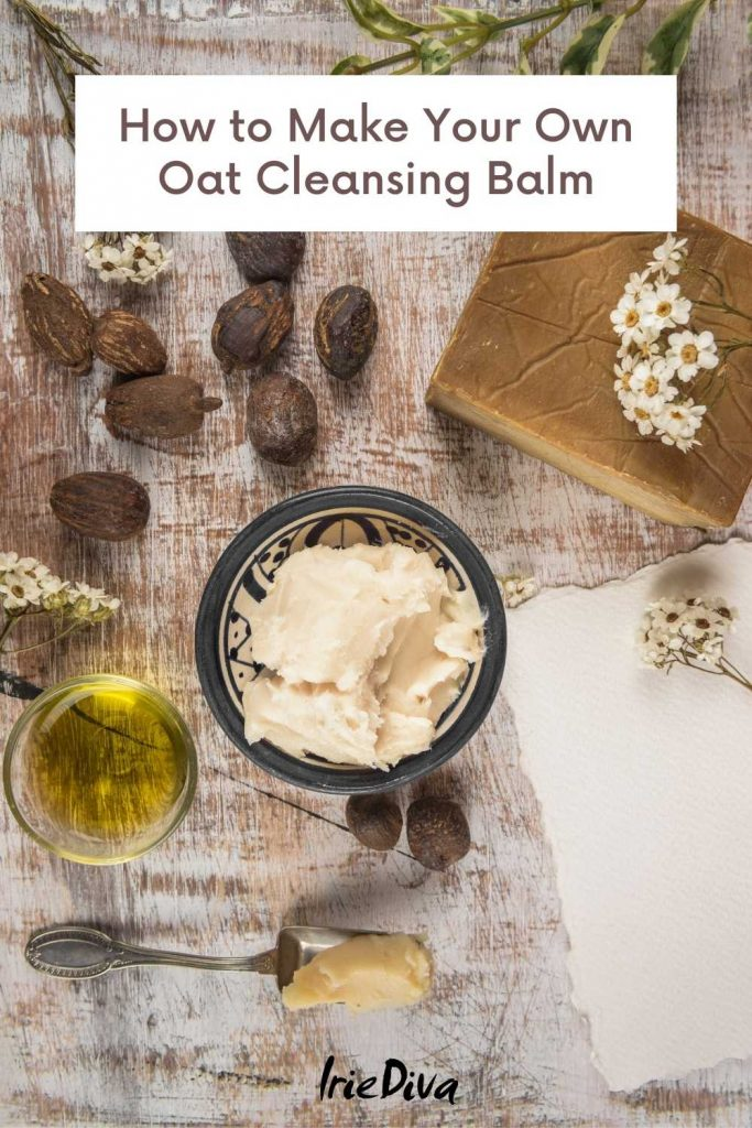Oat Cleansing Balm