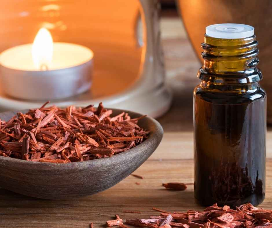 Sandalwood Scent for Fall